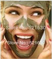 Free shipping  Natural Spirulina powder mask spirulina collagen mask powder 100 g