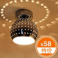 Modern brief entrance lights ceiling light bathroom lighting lamps