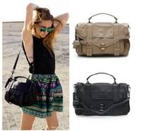 EMMA and restoring ancient ways the postman bag new frosted imitation leather handbag portable worn