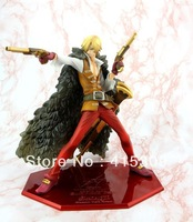 "9"" 1/8 Scale One Piece Sanji P.O.P Scale Figure Edition Z Portrait of a Pirate"