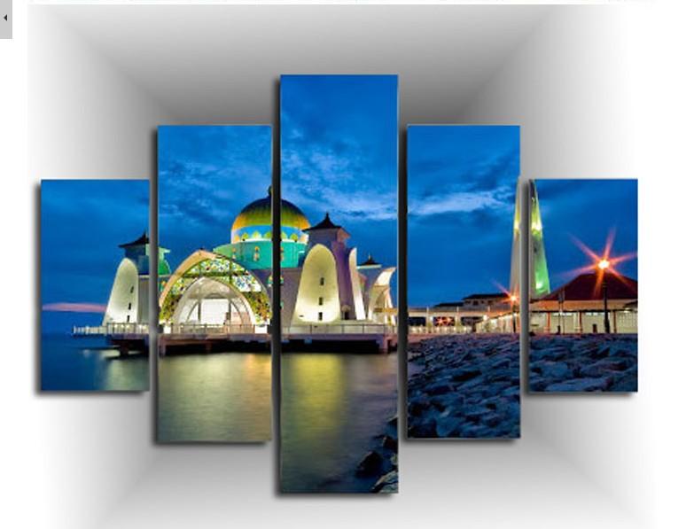 Cadres islamique promotion achetez des cadres islamique for Decoration murale islamique