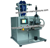 Flat Label Applicator Machine