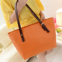2013 women's handbag brief vintage shoulder bag handbag fashion big bag
