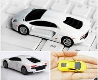 Free shiping Genuine high speed metal W/Y racing cars model usb memory stick pen thumb drive