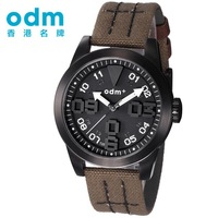 New arrival odm watches male quartz watch the trend of fashion male watch dm002-01