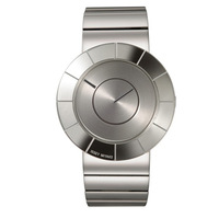 Issey MIYAKE the trend of fashion quartz watch needle steel strip male watch silan006