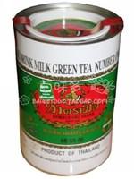 2014 top fasion bolsa de mao freeshipping bulk compressed 1 - 2 years matcha tea raw milk 220g beerage green tea powder iced