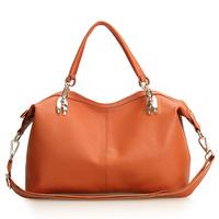 Genuine leather women's handbag 2013 fashion one shoulder handbag cross-body leather bag 0412 women's