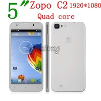 "ZOPO C2 Platinum 1GB RAM 32GB ROM Smart Phone MTK6589T Quad Core Smartphone Android 4.2 5.0"" 3G"