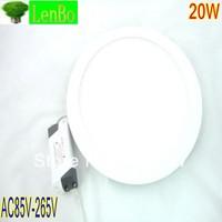 20w panel light 2pcs/lot LED High quality 300mm*300mm LED 2835 smd led ceiling light for home light 1800lm AC85-265v LP1
