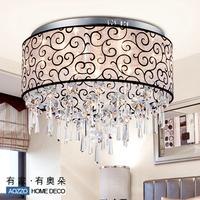 M crystal lamp modern brief ceiling light living room lights lighting lamps 10072 x