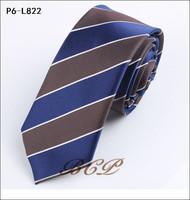 Men's fashion casual tie 6 cm marriage tie 100% polyester Business Jacquard Woven Man's Tie Necktie