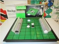 HOT! Tuba, Othello , board ( 32 * 32 * 2.2 ) Magnetic Reversi game othello wholesale,free shipping