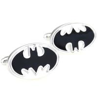 Promotion: Bat Man Cufflink 2pairs Wholesale Free Shipping