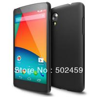 Mobile Phone Case For  Nexus 5 Case, Matte Hard Cover, Rubber Hard Back Cover Case For LG Google Nexus 5 E980 D820 D821, 1pc/lot