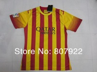 Authentic Quality 13/14!!! BacaFC Away Soccer Shirt,Player Version Thailand Quality BacaFC Soccer Jersey+Free Shipping