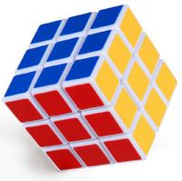 Free Shipping 3X3X3 Magic Speed Cube Educational Toys 10pcs/lot
