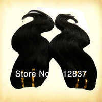 Excellent 100% human hair extensions,6bundles/lot Fast DHL free shipping,Brazilian Remy Hair weave,body wave queen hair weft