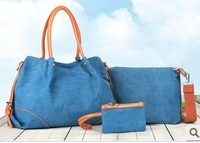 Vintage Canvas women tote / fashion luxury women shoulder bag / Stylish canvas bags for ladies / free shippin