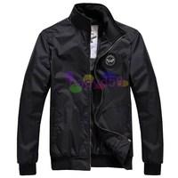 3pcs free ship Air Force One ASST men winter jacket military insignia U.S. Air Force collar uniform man jacket coat