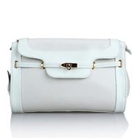 Fashion bag genuine leather women's handbag messenger bag cross shoulder bag day clutch bag small cowhide women's handbag