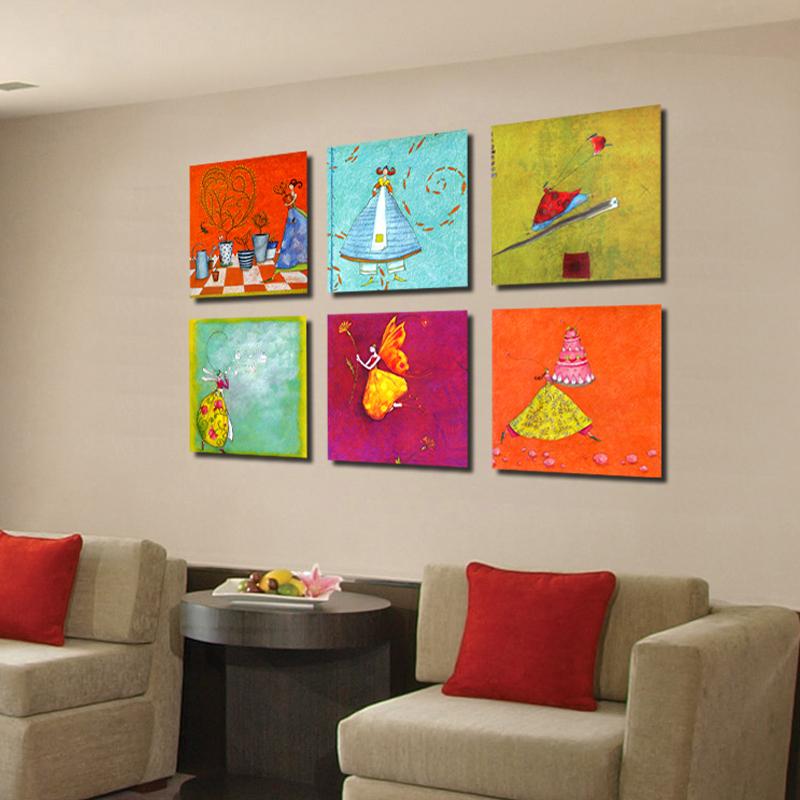 Online kopen wholesale pixie schilderij uit china pixie schilderij groothandel for Schilderen moderne volwassen kamer