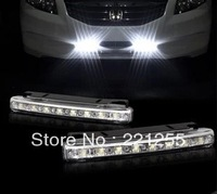 Universal led daytime running towns, lamp high power led daytime running towns super bright car refires spotlights free shipping