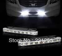 Universal led daytime running towns, lamp high power led daytime running towns super bright car refires spotlights free shipping