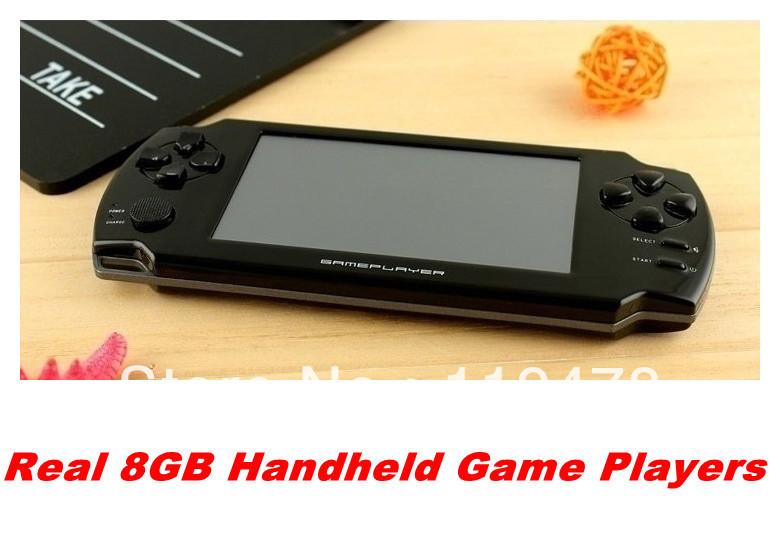 Портативная игровая консоль 20 4.3 8GB MP5 pmp портативная игровая консоль 20 4 4 3 pmp bulit fm tv
