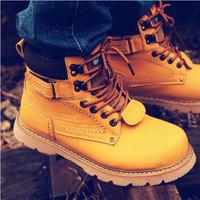Fashion shoes fashion male high leather single shoes breathable skateboarding shoes fashion shoes