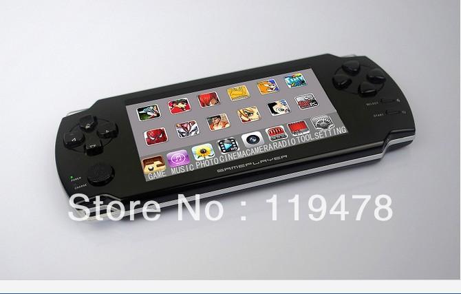 Портативная игровая консоль 4.3 + + 4 mp5 150pcs pmp портативная игровая консоль 20 4 4 3 pmp bulit fm tv
