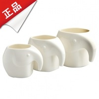Free shipping Unique circleof ceramic cup family set water cup