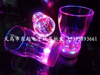 Flash cup colorful light emitting beer cup cola cup home supplies