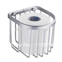 Space aluminum paper towel basket toilet paper box health carton paper rack paper towel holder