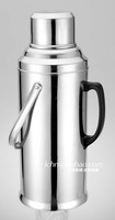 Free shipping Pisen thermoregulatory insulation pot thermos bottle 8 3.2l stainless steel shell