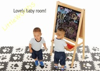 Eco-friendly EVA Baby Play mats Baby puzzle Foam Floor Puzzle 30cm*30cm*1cm 10pcs/lot free shipping