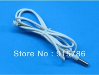 temperatuer sensor NTC10K, 1% precision thermistor probe, waterproof sensor