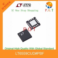 Linear Technology LT6559CUD#PBF IC AMP VIDEO TRPL 16-QFN