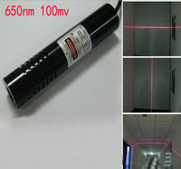 High brightness 650nm 100mV Carpenter Machinery Line Laser Head Positioning lights Infrared marking instrument in industry