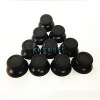 10PCS/Lot Black Thumbsticks Thumb Joysticks for Sony Playstation 4 PS4 Controller
