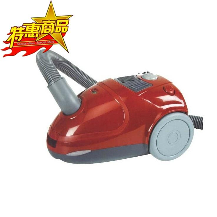Hot-selling golden section sj-2004 vacuum cleaner 1250w mites litterfall mute mini type cleaning machine vacuum(China (Mainland))