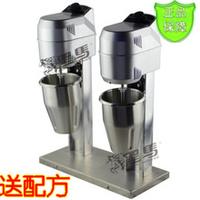 Bling bl-018 commercial double slider milkshake machine milk mixer milk shake machine adjustable