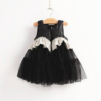 Christmas gift Baby Girls Winter TUTU Dresses Girl's Cotton-padde Dress,5pcs/lot, C-NG-439