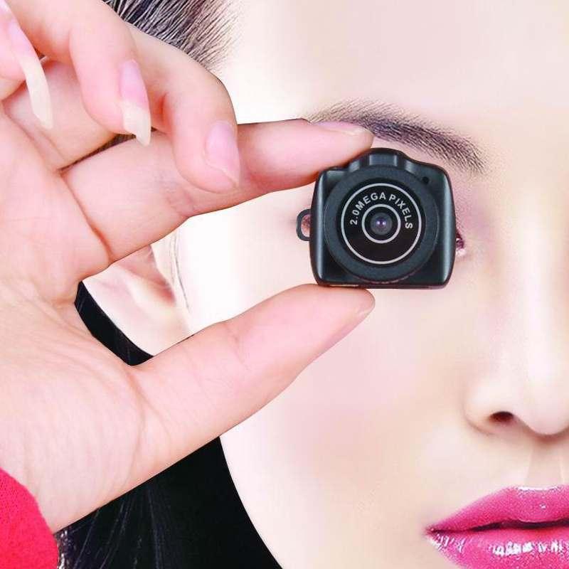 Retail! Simple Digital SLR Cameras Wonderful Mini Pocket DV DVR Hidden Pinhole Video Camcorder(China (Mainland))