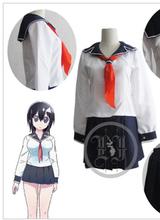 Anime BLOOD LAD Fuyumi Yanagi cosplay costume