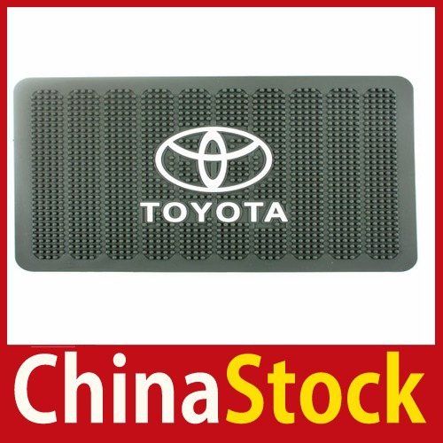 [ChinaStock] Sanlance Car Anti Slide Non-slip Pad Holder Mat Toyota wholesale(China (Mainland))