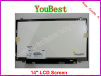 "New 14.0"" Laptop Slim LCD Screen For Samsung LTN140AT08-S01"