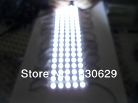 LED module for channel letter and led sign 5 LED SMD 5050 75mm*12mm 1.2w/pcs waterproof 100pcs/lot free shipping