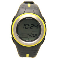 Xonix waterproof multifunctional watches dectectors running apparatus grp