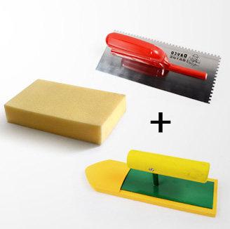 Achetez en gros spatule crant e en ligne des grossistes - Carrelage plastique adhesif ...